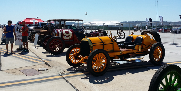 Vintage Racong at the Coronado Speed Fest