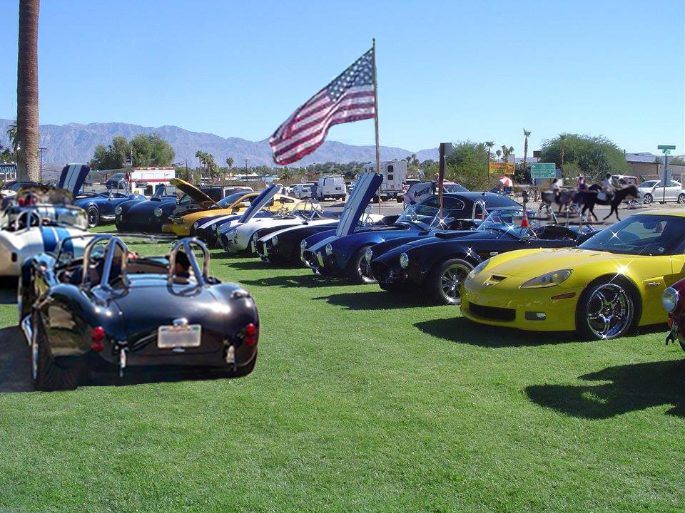 Borrego Days Desert Festival is a popular annual club event